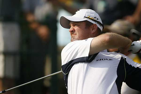 Jerry Kelly, United States                       FedEx Cup Standing: 27                       Current point total: 94,554