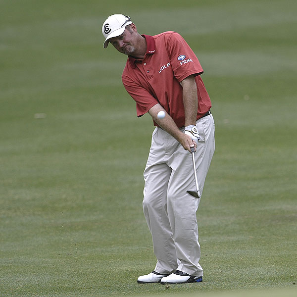 Kelly Continues Hot Streak                       Heading into the Arnold Palmer Invitational in March, Jerry Kelly, the 40-year-old PGA Tour veteran, had missed four cuts in seven starts. He placed a respectable T9 in Orlando that week and has not left the Top 10 since, finishing T5 at the Masters, T8 at the Verizon Heritage and T3 this week at the EDS Byron Nelson.                                              • See Jerry Kelly's Stats and Results