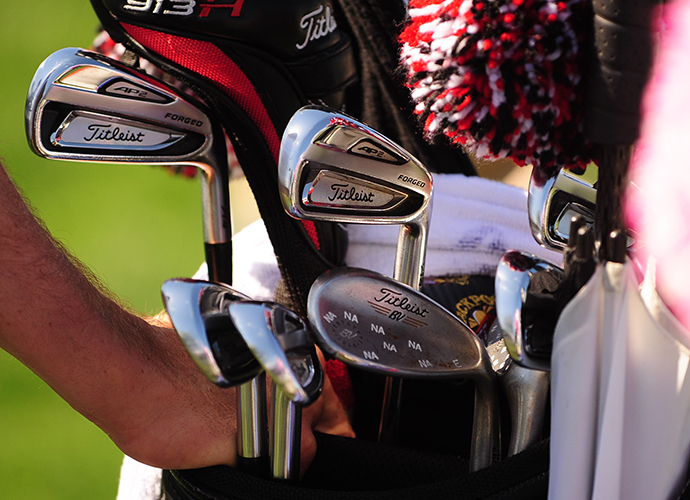 Kevin Na used his Titleist AP2 irons to push into a solo second at Innisbrook last week.