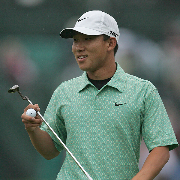 5 Things You Didn't Know ... Wachovia Championships                                              1. Wait 'Til He Learns to Putt                       Tour rookie Anthony Kim picked up his fourth Top 10 of the season by finishing T5 at the Wachovia Championship. The 22-year-old former standout at the University of Oklahoma ranks 5th in Driving Distance (301.8 yards), 8th in Greens in Regulation (68.22) and 2nd in Ball Striking (Total Driving + Greens in Regulation). Maybe it's time to put in some time on the practice green—Kim ranks 113th in putts per round (29.49) and has 3-putted 28 times in 43 rounds in 2007, ranking him 121st in 3-Putt Avoidance.                                                                     • Instruction: Read Greens Like a Pro                       • Instruction: Improve Your Speed Control on Putts