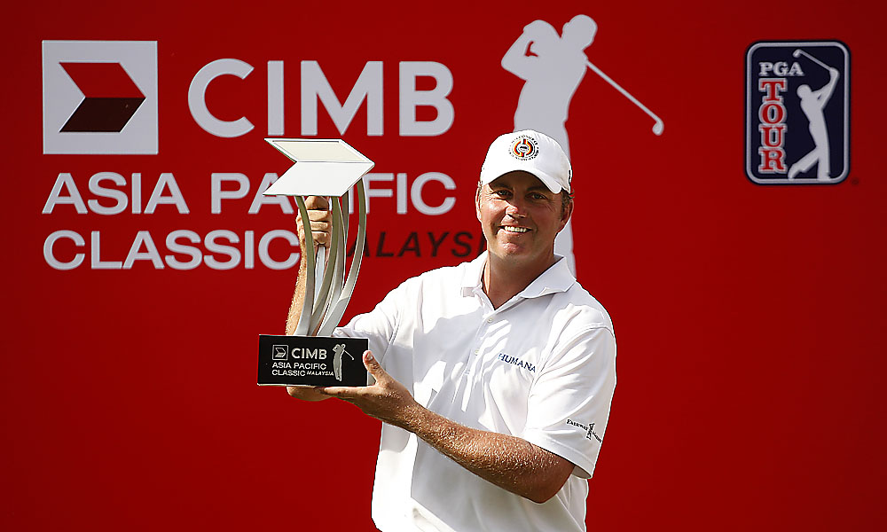 Van Pelt's win in Malaysia earned him $1.3 million, the largest payday of his career.