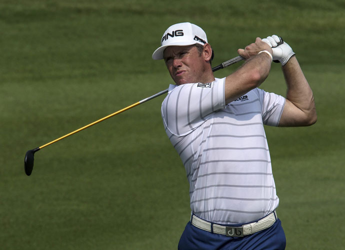 Lee Westwood, who won a European Tour event on the same course earlier this year, opened with an even-par 72.