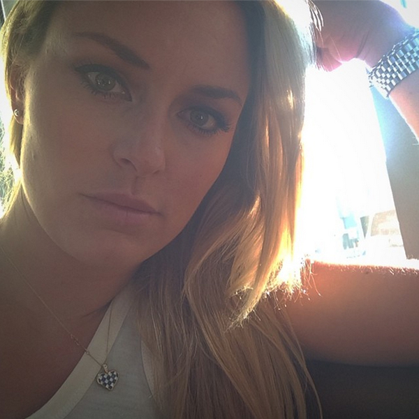 @lindseyvonn #tired #longday
