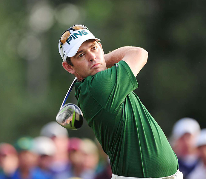 2011 Masters champion Charl Schwartzel: If I can't win then there's nobody I would more like to see joining me in the green jacket club than my good friend Louis Oosthuizen, who wouldn't be much of a dark horse given that he was runner up last year.