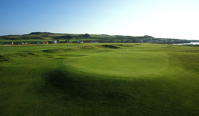 91. Machrihanish                           Machrihanish, Scotland                           More Top 100 Courses in the World: 100-76 75-5150-2625-1