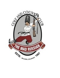 Mad Russian Golf & Country Club in Milliken, Colo.: flamboyant but also fantastic.