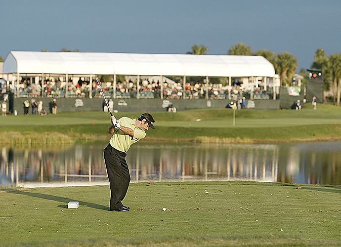 "Mark Wilson was the first PGA Tour pro to ""tame the Bear Trap."" His Honda Classic win in 2007, the first year PGA National hosted the tournament, came on the third hole of a four-man, sudden death playoff with Jose Coceres, Camilo Villegas and Boo Weekley."