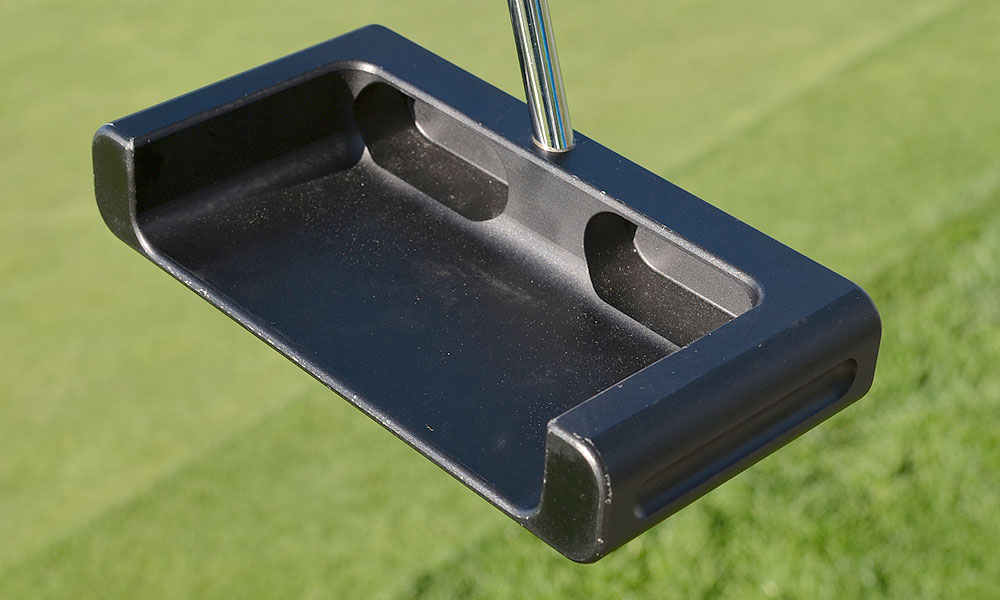 Matt Every turned a lot of heads when he used this Blackhawk putterat the Sony Open.