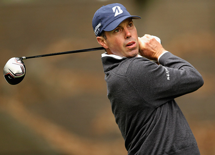 Kuchar is coming off a strong performance at last week's Masters.