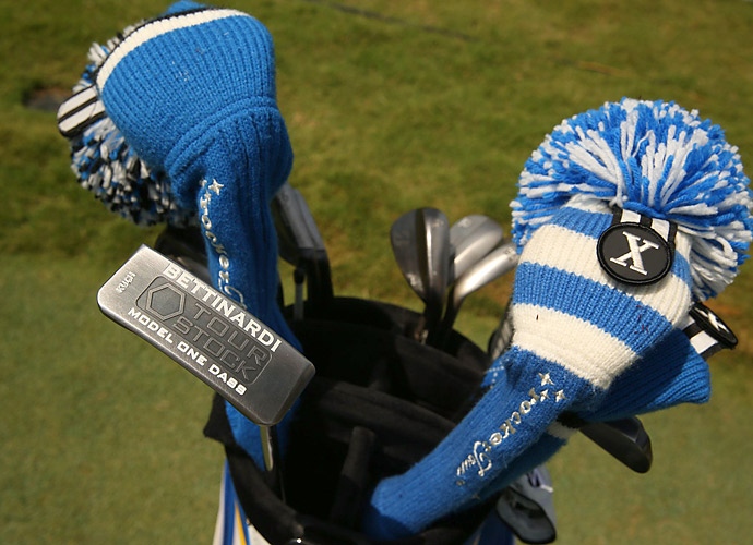 RBC Heritage champion Matt Kuchar has a Bettinardi Tour Stock putter in his bag.