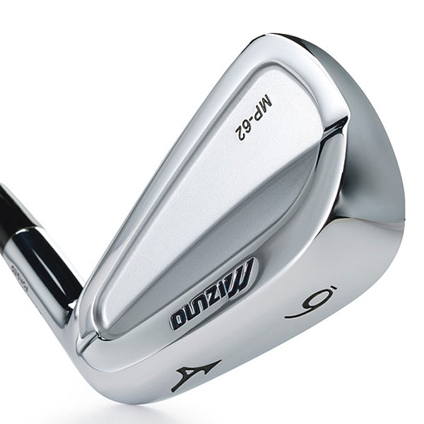 "$899 to $999, steel                       mizunousa.com                                              It's for: Better players                                              David Llewellyn, club R&D manager:                       ""MP-62 is designed to be the ultimate                       'Tour ready' club. Its narrow cambered sole,                       minimal offset and thin topline are ideal for                       the demanding player. Plus, 'dual muscle'                       technology and a shallow cavity provide the perfect                       blend of feel and playability.""                                              How it works: This forged carbon-steel head has a                       slender cavity and two rear muscle pads. The outer pad                       (for center-of-gravity placement) expands the effective                       hitting area and enhances playability. An inner muscle                       pad isolates mass behind the impact area for precise                       feedback. The sole has a rolled leading edge, cambered                       midsole and rolled trailing edge. The only thing stopping                       you is your imagination—and, of course, ability.                                              Compare and Buy These Irons"