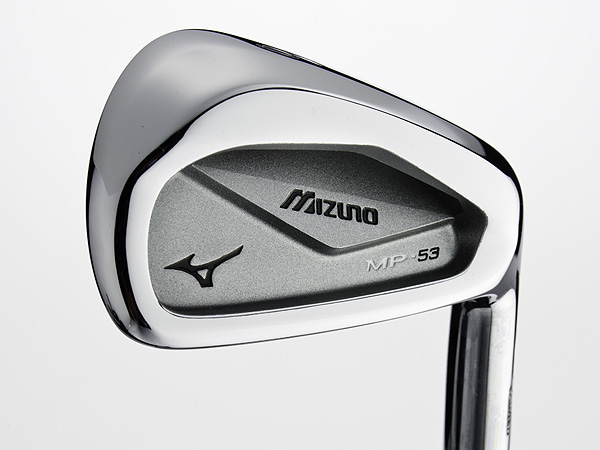 Mizuno MP-53 Irons ($899, steel)
