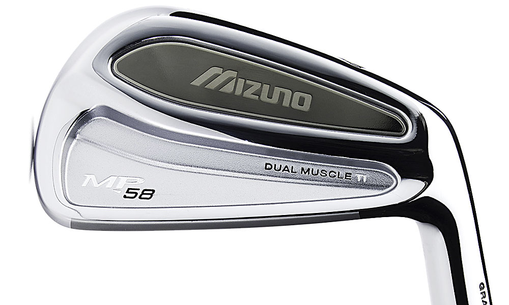 Mizuno MP-58 ($999-$1,199, steel)                           Read the complete review