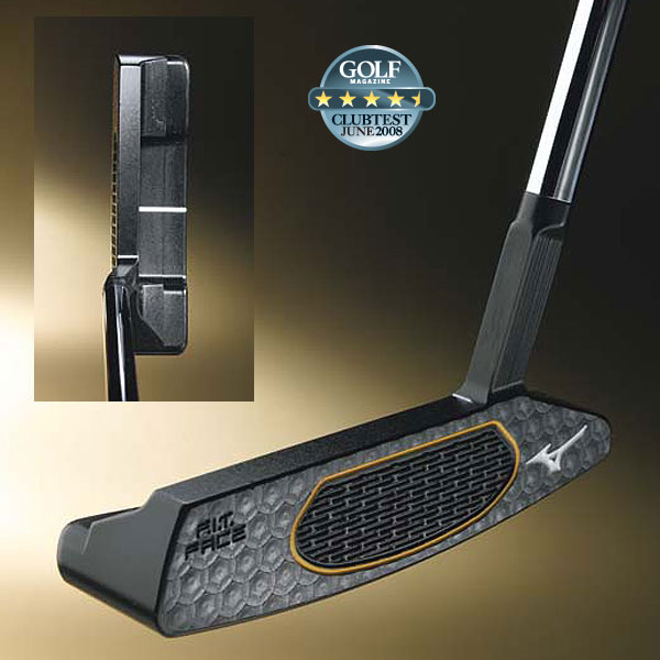 "Mizuno Black Carbon BC1                           $249                           mizunousa.com                                                      WE TESTED                           34"" and 35"" in steel shaft                                                      COMPANY LINE                           ""This is a one-piece, 100-percent milled carbon-steel putter. The milled area of the Feel Impact Technology (F.I.T) Face dramatically reduces the surface area of where the ball contacts the face, for a soft, solid feel. Has a glare-resistant black chrome finish.""                                                      Our Test Panel Says ...                           Pros: Appealing look is its best asset, but impact feel is close behind; more-than-adequate directional forgiveness on mis-hits, very few 3- putts; precise, instant feel on center impact; sight line helps with alignment without being a distraction; excellent weight distribution facilitates a smooth stroke; putter face effectively dampens harshness on off-center contact; classic, contemporary look resonates with low-handicappers; softest feel in the test.                                                      Cons: Soft feel and lightish weight can make long putts difficult to judge; distance forgiveness could be better.                                                      ""Center contact sends a congratulatory message up the shaft."" — Gary Wilson (13)"