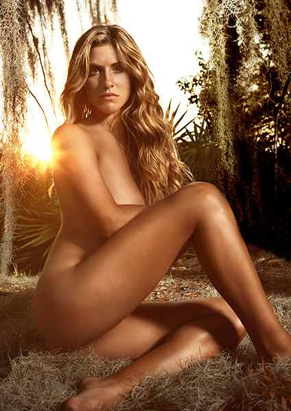 Mozo posed nude for ESPN's Body Issue in 2011.