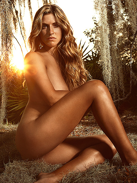 Belen Mozo                       Mozo appeared in ESPN The Magazine's 2011 Body Issue.