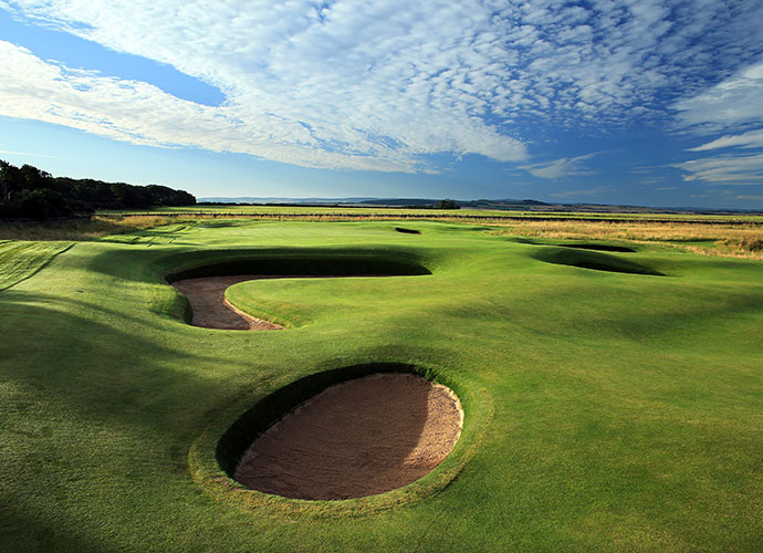 3. Muirfield, Gullane, Scotland: The 10th ranked course in golf is a 16-time Open venue, none more memorable than 2013, when Phil Mickelson rode his 3-wood to victory. Its current course is a 1925 H.S. Colt creation that so impressed Jack Nicklaus in his 1966 win that he named his own major-worthy course in Ohio after it.
