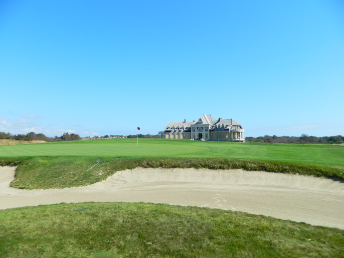 57. Newport                           Newport, R.I.More Top 100 Courses in the U.S.: 100-76 75-5150-2625-1