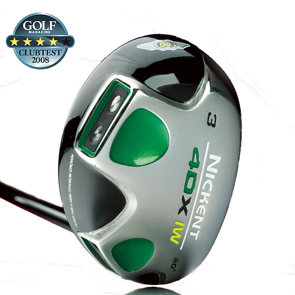 """Nickent 4DX Ironwood                        $179, graphite                         nickentgolf.com                                              We tested: 1 (14°), 2 (17°), 3 (20°), 4 (23°), 5 (26°) and 6 (29°) in UST SR3 graphite shaft. Shaft length (3-hybrid): 40"""", graphite                                              Company line: """"A patented brazing technology fuses a titanium crown with steel body. The face height is 2 mm taller than 3DX, giving 4DX less spin and a more penetrating flight. Tungsten-polymer inserts reduce vibration and are used for swing weight adjustment.""""                                               Our Test Panel Says:                        PROS: Workable from most any lie; precision players appreciate its tight accuracy and firm feel; adequate distance on center strikes; a dense, crisp contact feel; easier to fade shots than almost anything else tested; shot correction and sidespin reduction are on par with others; piercing flight off the tee; very fine long-iron replacements.                                               CONS: Understated head could use a visual aiming device; impact can feel harsh on mis-hits; loose swings are punished distance-wise.                                               """"Kind of a hammer-meets-nail sensation at impact."""" — Robert Record (15)                                              Rate and Review this club"""