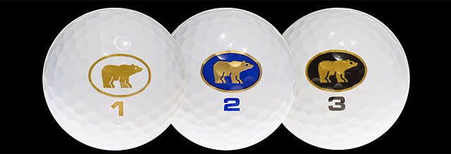 Jack Nicklaus announced he was entering the golf ball business in October, with the release of three balls: the Nicklaus Black, Nicklaus Blue and Nicklaus White. The balls correspond to the tee that a player normally hits from. Nicklaus' balls fit into a larger trend of manufacturers tailoring new golf balls to specific players, or style of players. Callaway's new Speed Regime balls, for example, are designed to fit specific swing speeds.