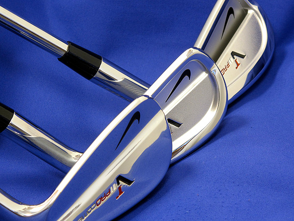Nike Victory Red Pro Combo Irons                       $1,080, steel,nikegolf.com                                              SEE: Complete review, video                       TRY: GolfTEC, Nike fitting                       BUY: Victory Red Pro Combo on shop.GOLF.com