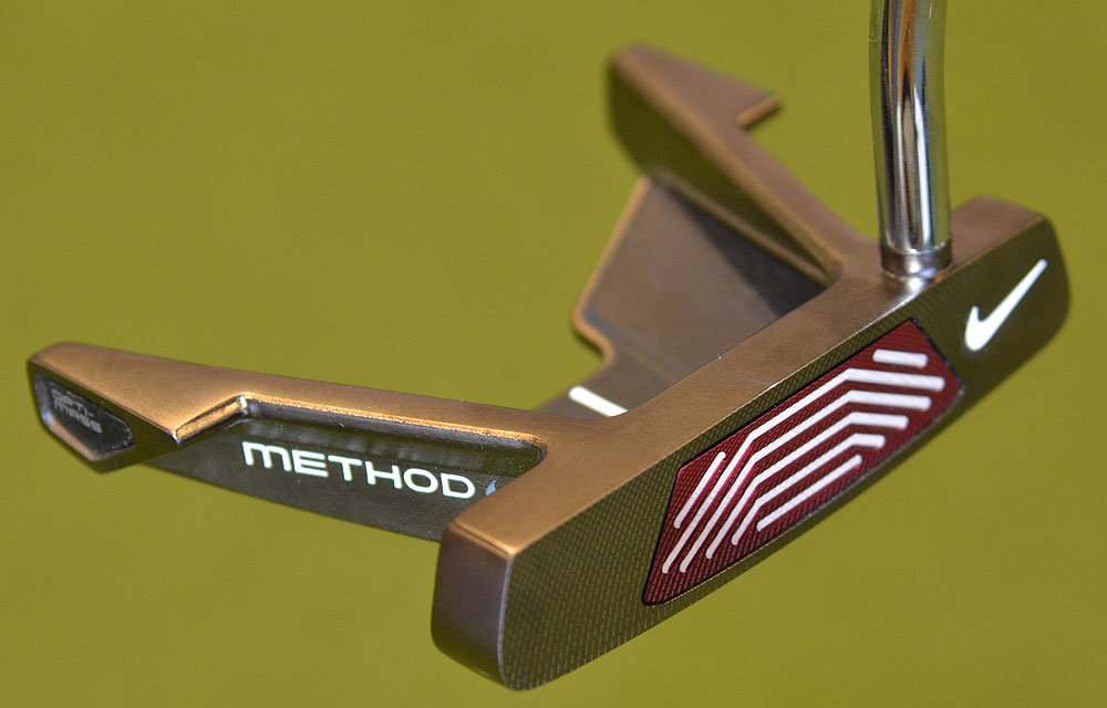 Nike Method Core Drone Putter                           $203,nikegolf.com                                                      SEE: Complete review, video                           TRY: GolfTEC, Golfsmith, Nike fitting                           BUY: Nike Method Core Drone on shop.golf.com