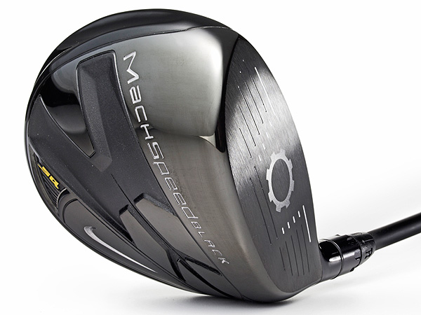 Nike SQ MachSpeed Black (round)                           $299, graphite; nikegolf.com                                                      SEE: Complete review, video                           TRY: GolfTEC, Golfsmith, Nike fitting                           BUY: Nike SQ MachSpeed Black driver on Golf.com