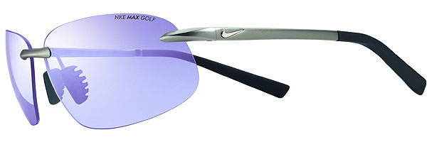 Nike Snare.E                       $159, nike.com                       Consider these stylish specs serious equipment — the purple polycarbonate lenses enhance your ability to see contours on greens and in the fairway. Resistant to scratching and damage from impact, the Snare also blocks harmful UVA and UVB rays while the adjustable nose bridge and temples provide a snug, secure fit. Complete Holiday Gift Guide