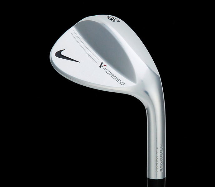 Nike VR Forged Wedge                       Price: $130                       Read the complete review