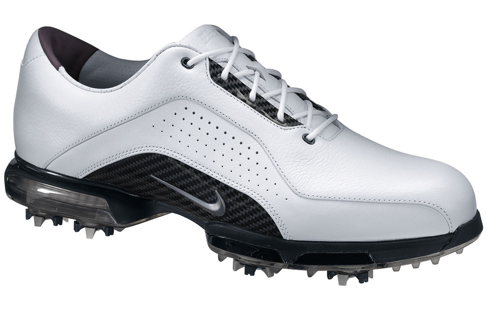 Nike Zoom Advance                       $250, nikegolf.com                       With a two-year waterproof warranty, a spongy Zoom Air pad under the heel and a composite harness in the mid-foot area to add stability, you can play anytime and anywhere in these shoes.