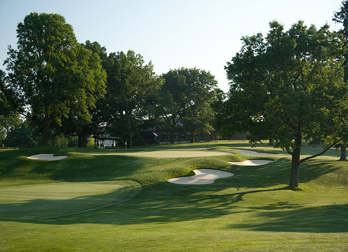 4. Oak Hill Country Club (East), Rochester, N.Y. (private): Host to three U.S. Opens, the 1995 Ryder Cup and a handful of PGA Championships, including 2013, when Jason Dufner triumphed, Oak Hill has witnessed numerous renovations since it debuted in 1924. Yet, its character is unmistakably Ross with its vexing undulations yielding superb risk/reward opportunities.