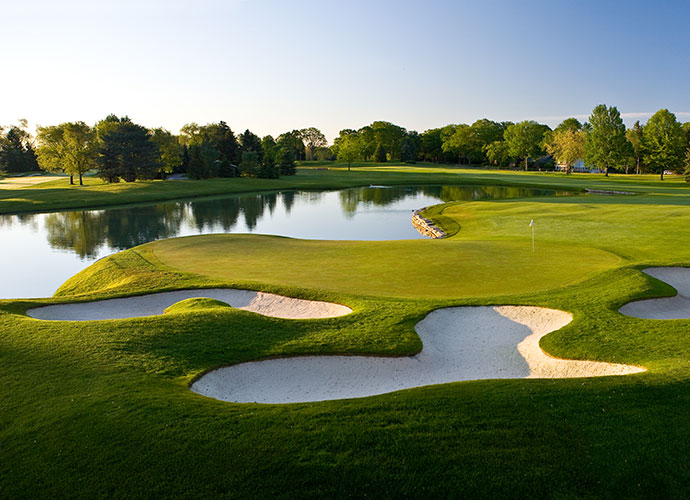 "3. Oakland Hills Country Club (South), Bloomfield Hills, Mich. (private): Ben Hogan called this course a ""monster"" in capturing the 1951 U.S. Open, thanks to a severe course setup and alterations by Robert Trent Jones Sr. Following events such as the 2004 Ryder Cup and 2008 PGA Championship won by Padraig Harrington, the brilliant Ross routing and beguiling green contouring has restored its status to ""great,"" as opposed to ""hard."""