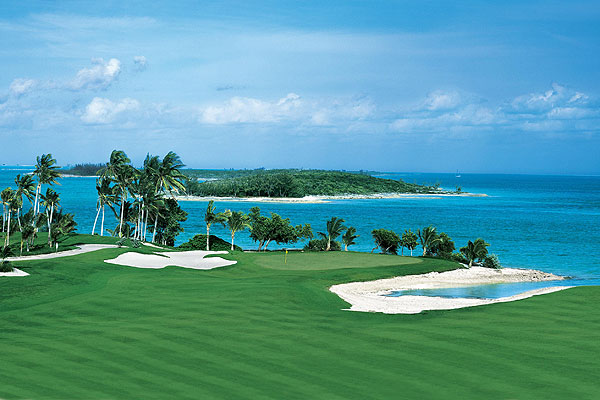 Caribbean                                              Best Golf:                       1. Casa de Campo	                       2. Ritz-Carlton Golf & Spa Resort, Rose Hall	                       3. One&Only Ocean Club, Paradise Island (left)                                              Best Lodging:                       1. Ritz-Carlton Golf & Spa Resort, Rose Hall                       2. One&Only Ocean Club, Paradise Island                        3. El Conquistador Resort & Golden Door Spa