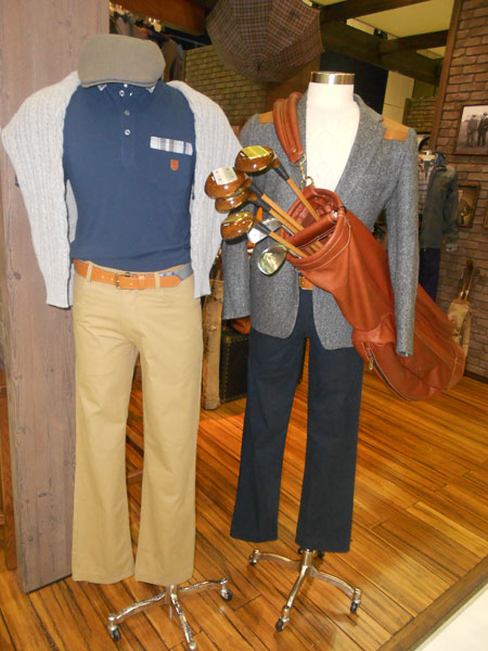 Golf Magazine's Jessica Marksbury hit the floor at the 2013 PGA Merchandise Show in Orlando. Here are some of her favorite items.                                                      Old Tom Morris, a Scottish apparel company, brought an old-school flair to the PGA Show floor.