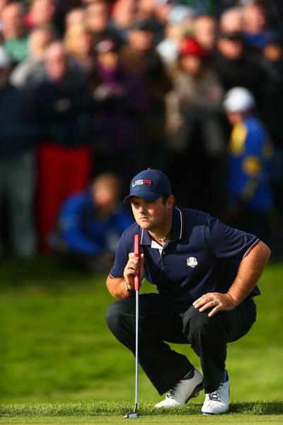 Reed and Spieth, both Ryder Cup rookies, dominated their first two matches.