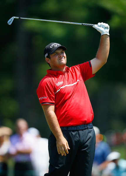 54-hole leader Patrick Reed made the turn with the lead and looked primed to grab his fourth Tour win, but he opened the back nine with back-to-back double bogeys and never recovered.