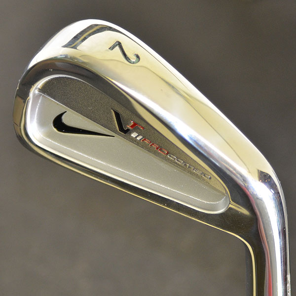 Paul Casey is putting a VR Pro Combo 2-iron> in the bag this week at Royal St. George's.
