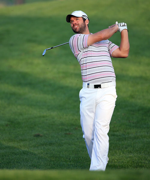 Paul Casey has a PGA Tour victory under his belt (2009 Shell Houston Open) and 12 European Tour victories. He's a +6 at Whisper Rock.  Click here to get your own handicap in seconds on Golf.com. The link will open in a new tab.