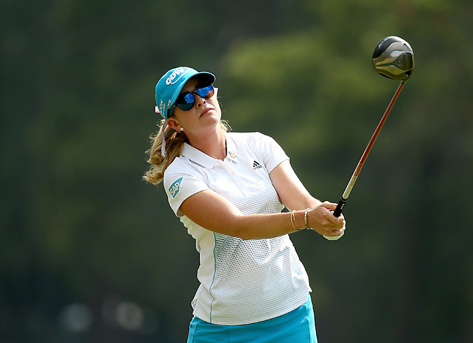 Creamer won the 2010 U.S. Women's Open.