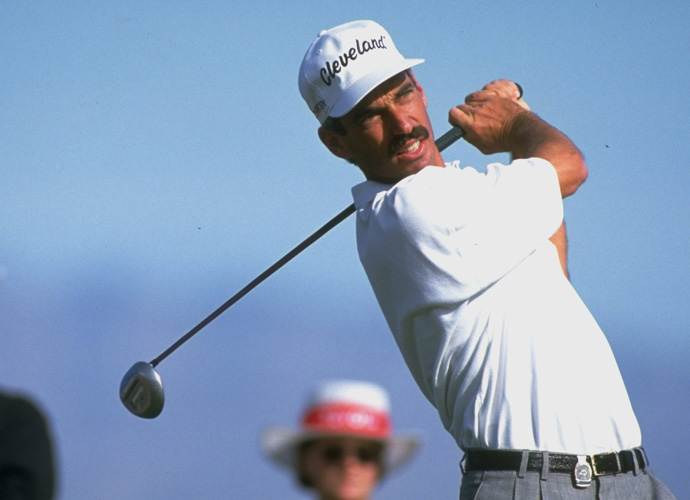 "10 (tie): Corey Pavin                         ""It's incredible to think Corey beat Greg Norman in his prime while giving up so much to him in respect to ball striking and distance,"" Top 100 Teacher Henry Brunton said. That wasn't important for Pavin, though. ""He was one hell of a putter,"" Top 100 Teacher Jim Murphy said. ""And that's the one club that can win a major!"""