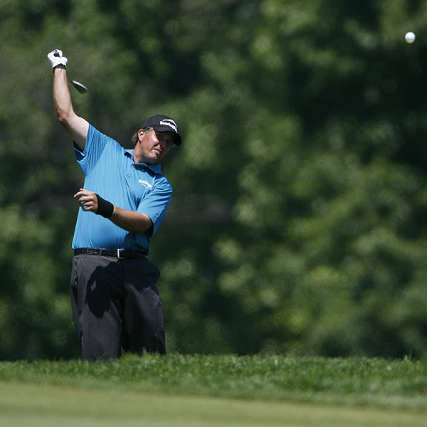 "Phil Mickelson                           74-77 (+11)                           ""The double [at No. 7] hurt, but you're going to make that, that wasn't that big of a deal. I thought 7, 8, 9, 10, that's the stretch if I play them two-over it's not going to kill me, but if I could par the next three I'd be all right. But that stretch did me in."""
