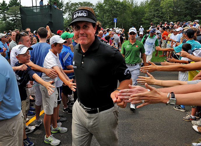 Boston, Mass.                           Now an annual Labor Day tradition, the PGA Tour's Deutsche Bank Championship in the suburban Boston city of Norton features some of the most festive crowds golf sees all year. The Gil Hanse/Brad Faxon-redesigned TPC Boston adds to the mix, but it's the hardy New England fans, who somehow turn up in droves even if the Red Sox are playoff-bound, that are most impressive.
