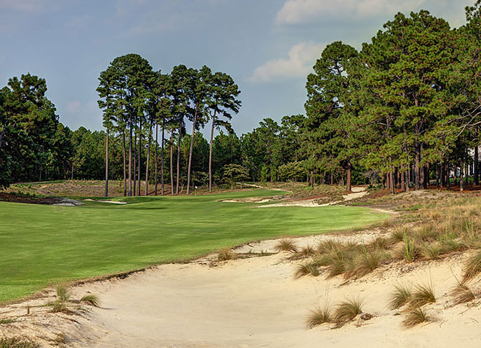 No. 4 Is Now a Par-4,  No. 5 Is a Par-5                             Got that? One of the biggest changes at Pinehurst No. 2 during the U.S. Open will be on these holes. The 5th played as a 476-yard par-4 during the 2005 U.S. Open. It's now a 570-yard par-5. The 5h hole will be played as a meaty, 530-yard par 4. Co-designer Bill Coore said the 4th will work well as a long par-4 because of its ability to accept long shots.