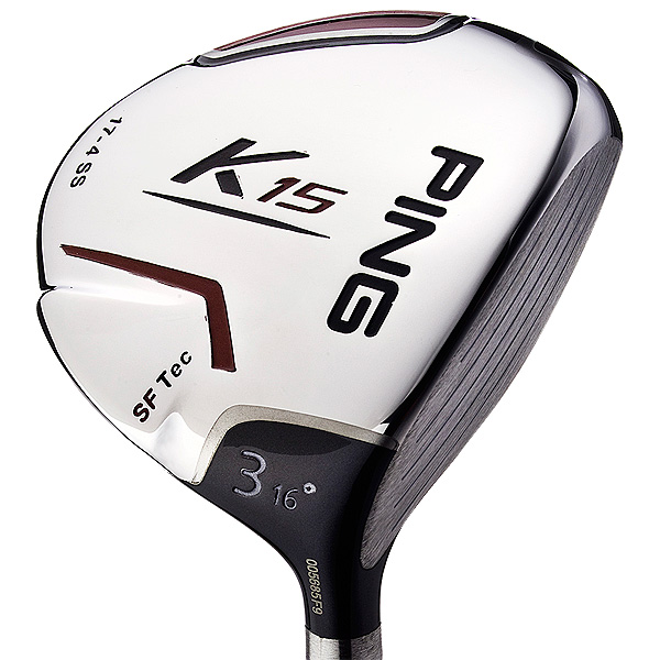 $199, graphite,ping.com                                                      SEE: Complete review, video                           TRY: GolfTEC, Golfsmith, Ping fitting                           BUY: Ping K15 fairway woods on Golf.com