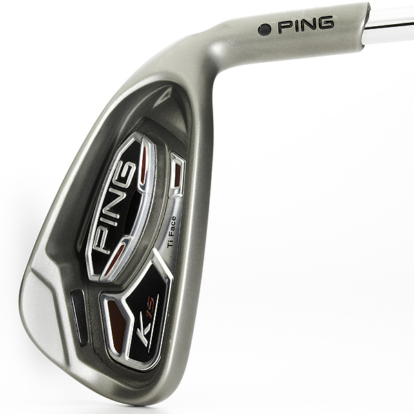 $999, steel; $1,099, graphite,ping.com                                                      SEE: Complete review, video                           TRY: GolfTEC, Golfsmith, Ping fitting                           BUY: Ping K15 irons on Golf.com