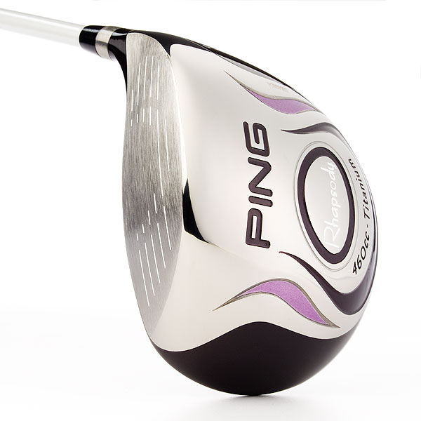 "$299, graphitepinggolf.com                        Tony Serrano, Senior Design Engineer:  ""We optimized the design to match the slower swing speeds typical of mid-to-high handicap female golfers. After extensive testing, we settled on higher lofts, including 14° and 16° drivers.""                        How it works: The attractive 460 cc titanium head has an expanded face size and high MOI to max out distance and forgiveness. The deep purple club has lavender accents, an ultra-light shaft in pearl white and lavender, plus an appealing head cover in pink, lavender, purple, white and black accents."