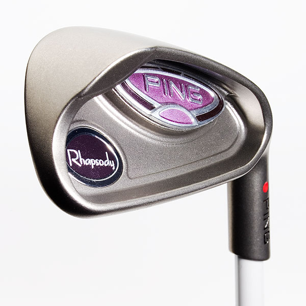 "$899, graphite                       pinggolf.com                        Brad Schweigert, Manager, Club Design:  ""Rhapsody irons are engineered with larger loft gaps to provide useful distances between irons. We start with a 5-iron (26° loft) and progress to the pitching wedge in four-degree increments [many models have 3-degree increments]. Rhapsody hybrid lofts are identical to the 5-, 6- and 7-irons so you can easily integrate them into your set.""                        How it works: The standard set—5-iron to PW, UW and SW—has thick, heavy soles and plenty of perimeter weighting to facilitate high launch. The ""custom tuning port"" redirects mass for increased forgiveness, too. Ping's lightweight ULT 129i shaft is designed to help you boost swing speed without sacrificing feel or control."