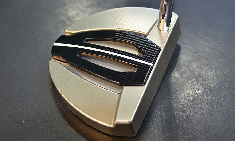 Hunter Mahan added a Ping Nome putter just like this one to his bag two weeks ago and won the WGC-Accenture Match Play Championship.