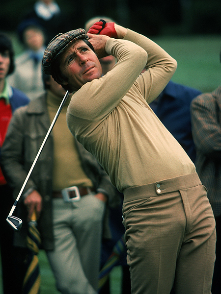 1959 (Muirfield)                           1968 (Carnoustie)                           1974 (Royal Lytham)