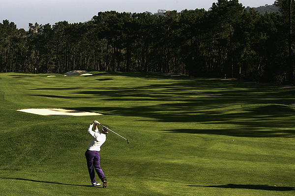 6. Poppy Hills Golf Course, Pebble Beach                           831-625-1513, poppyhillsgolf.com                           $55-$217                           Architect: Robert Trent Jones II                           Ocean views are in short supply here, but deer sightings, massive undulating greens and towering Monterey pines are in abundance. Poppy Hills has been one of the courses used in the AT&T Pebble Beach National Pro-Am since 1991.